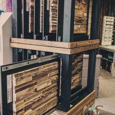 Holzpaneele Wohnaccessoires