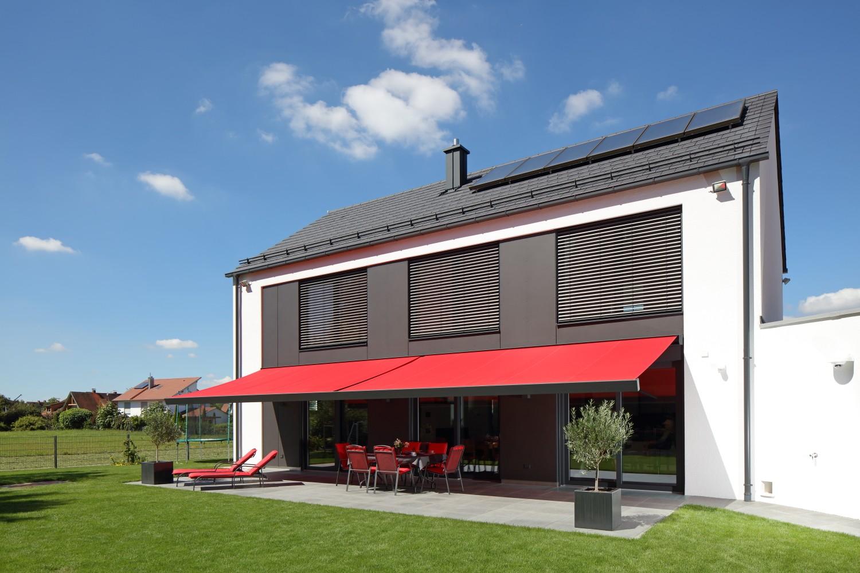 Terrassen-Markisen Sonnenschutz