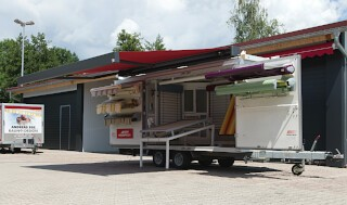Ege Raum & Design Fuhrpark