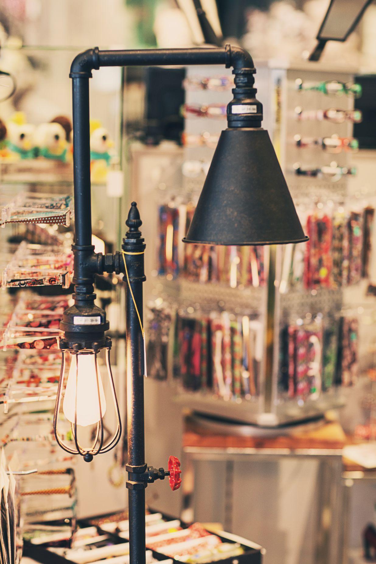Lampe bei Ege