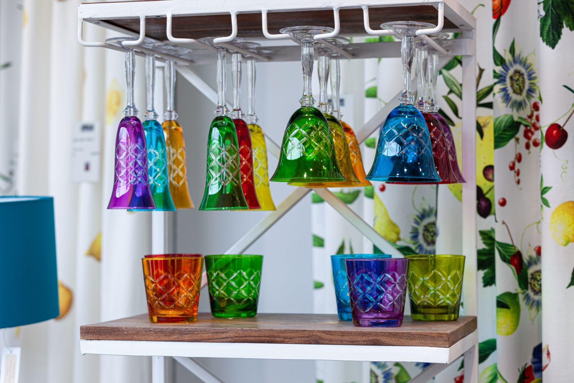 dekorative Gläser bei Ege Raum & Design Mühldorf